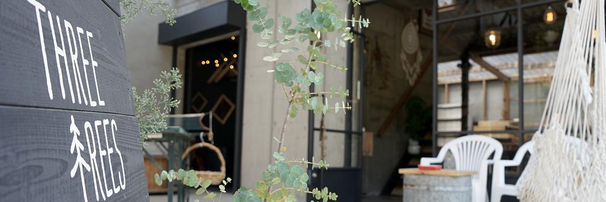 手作り結婚指輪 福岡 THREE TREES